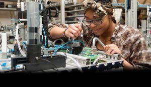 Get a job in Science, Technology, Engineering and Maths with a degree at Middlesex University